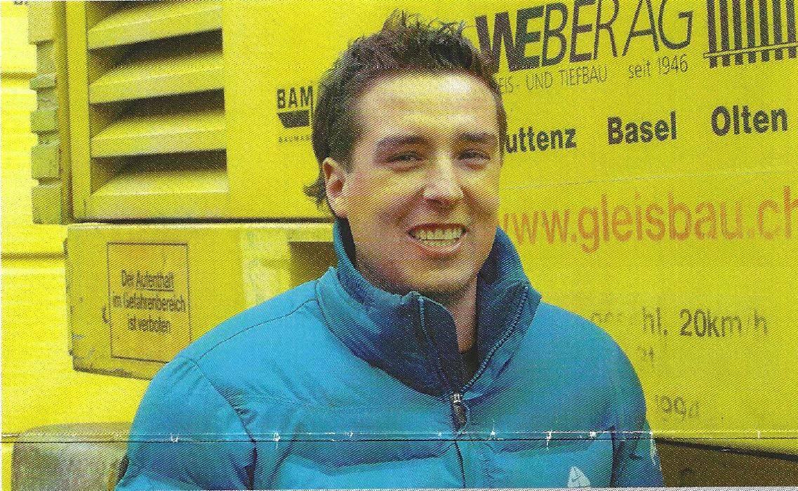 WEBER AG Aktuell: Ausgabe 7 – Bauführerpraktikant beim Gleisbau