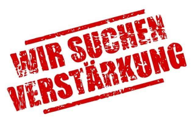 WEBER AG sucht Verstärkung!